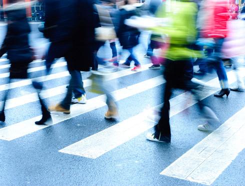 Atropello a peatones. Indemnización y abogados