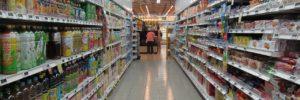 Indemnización caída en supermercado